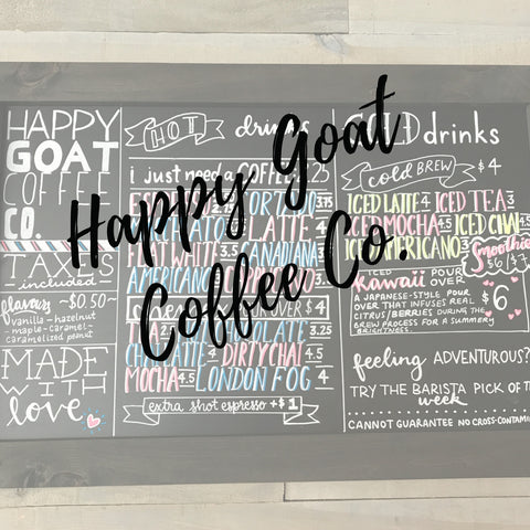 Happy Goat Coffee Co.