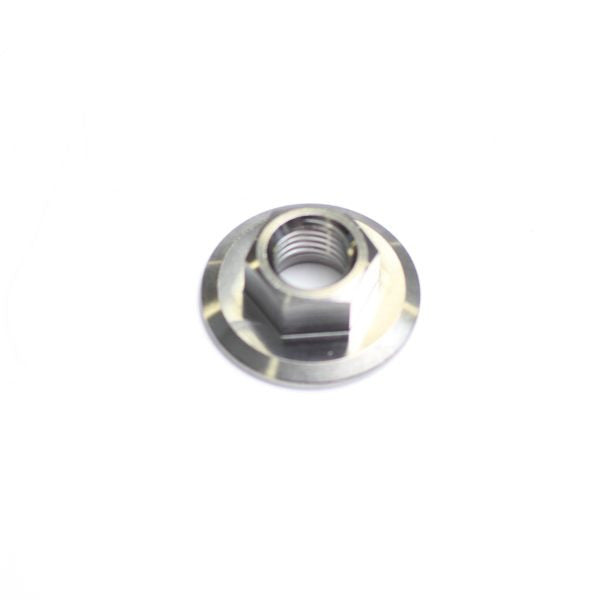 NUT REAR AXLE OUTER M12X1.5 17MM HEAD TI  - YETI SnowMX Online Store