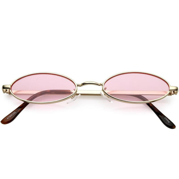 SLIM OVAL FRAMES