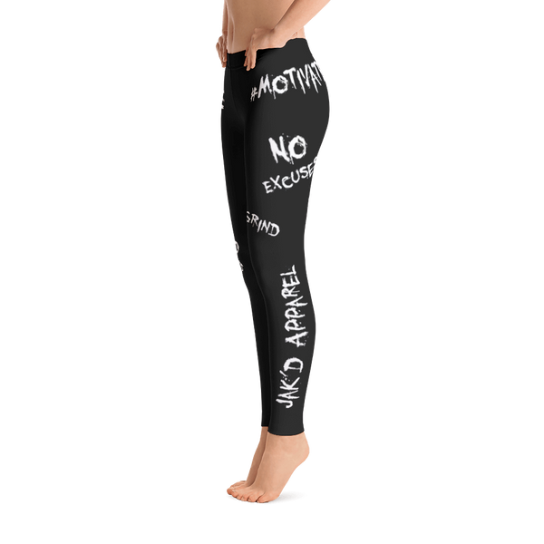 Gym Slang Leggings