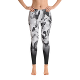Jak'd apparel Leggings (Gray)