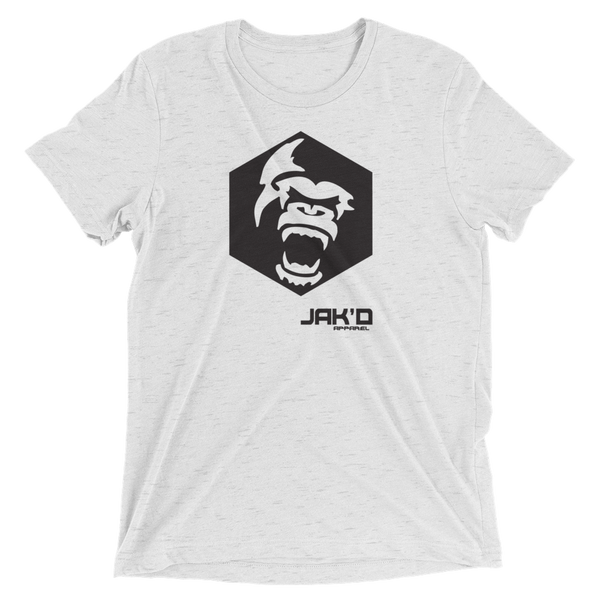 NEW! Jak'd Icon Tri-blend T-Shirt