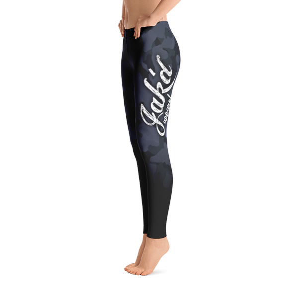 Jak'd apparel Leggings (Dark Blue)