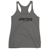 NEW! Women's Racerback Tri-blend Tank