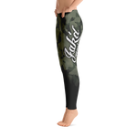 Jak'd apparel Leggings (Dark Green)
