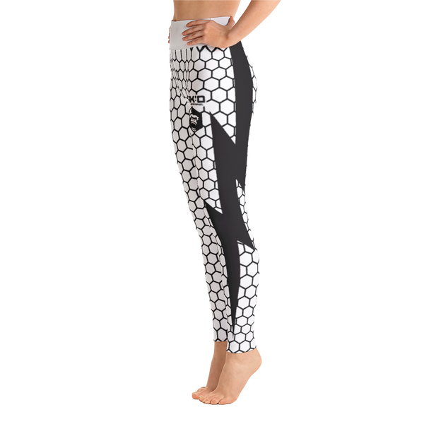 New! Jak'd Hexagon Yoga Leggings
