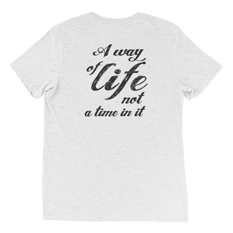A way of life not a time in it - Jak'd Apparel