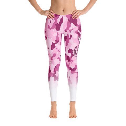 Jak'd apparel Leggings (Light Pink)