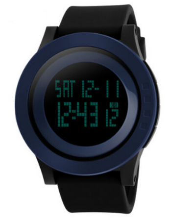 O2 - Luxury Sports Waterproof LED Digital Unisex Watch