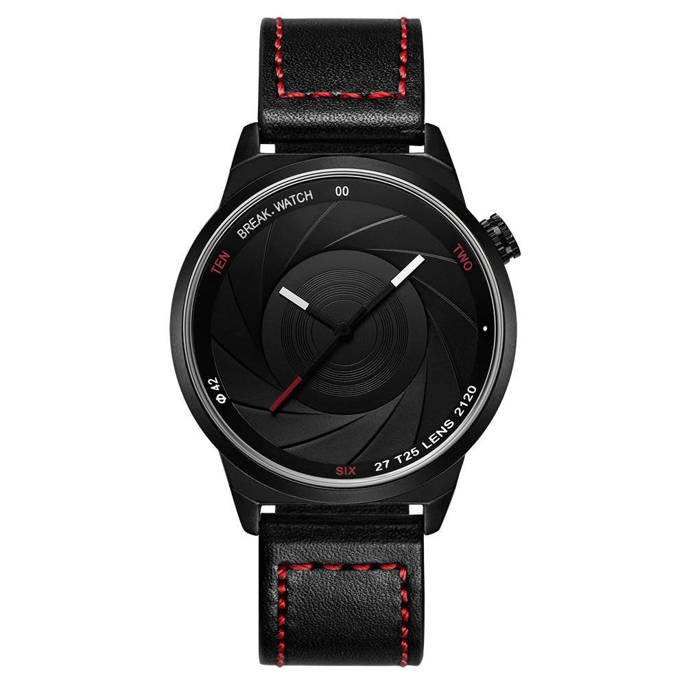 Photographer Series Men's Analog Casual Watch