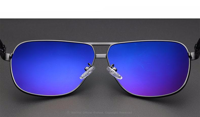 Aviator 2 Men's Polarized UV400 Sunglasses