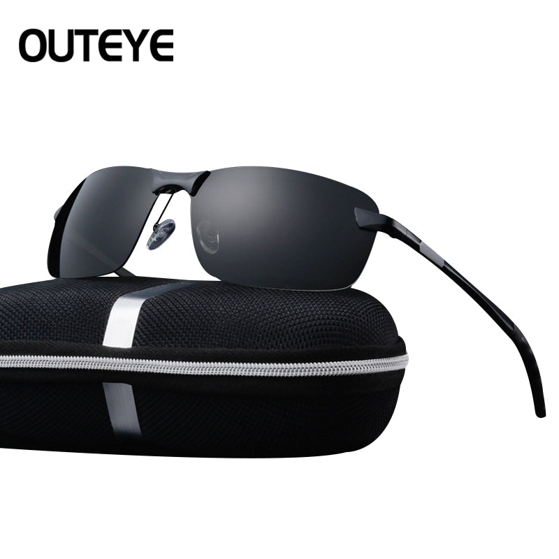 Anti-Glare Polarized Sun Glasses and Night Vision Goggles