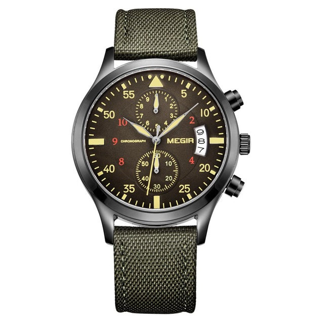 PILOT 20 Men's Chronograph Quartz Watch