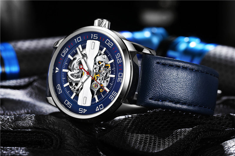 Men's Top Luxury Brand Automatic Mechanical Watch