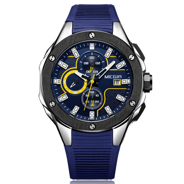 THE CHRONO FINISHER Men's Luxury Sport Watch