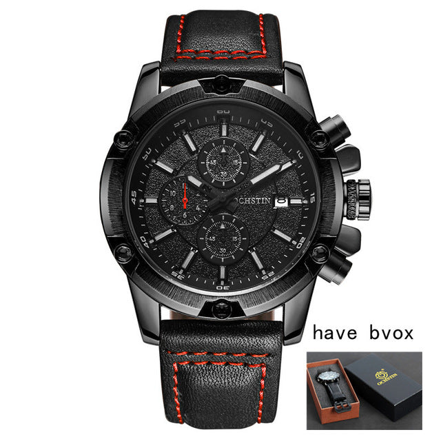 OCHSTIN Men's Military Luxury Sport Quartz Watch
