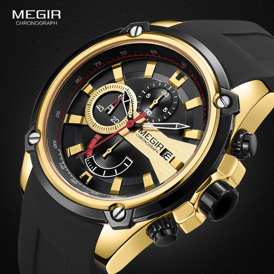 Luxury Chronograph Men's Watch