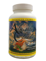 Almighty Cleanse 7-Day Colon Detox Formula 2 Purify