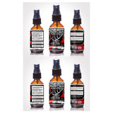 Deer Antler Velvet Extract Spray 6 Bottles Max Strength IGF-1