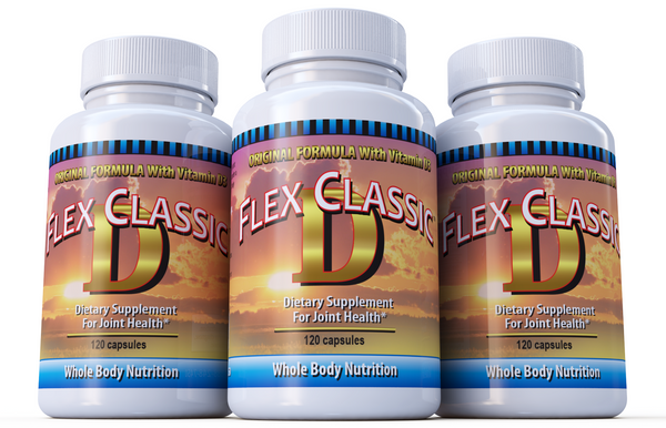 3 Flex D Classic Original Joint Supplement