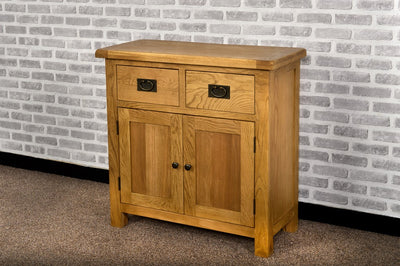 Grasmere Oak Small Sideboard - The Sofa Group