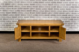 Grasmere Oak Large TV Unit - The Sofa Group