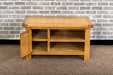 Grasmere Oak TV Unit - The Sofa Group