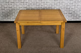 Duddon Oak Compact Ext Table - The Sofa Group