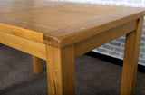 Grasmere Oak Small Extending Table - The Sofa Group