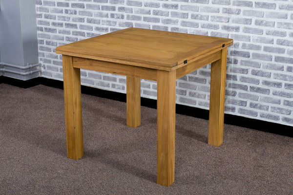 Duddon Oak Flip Top Table - The Sofa Group