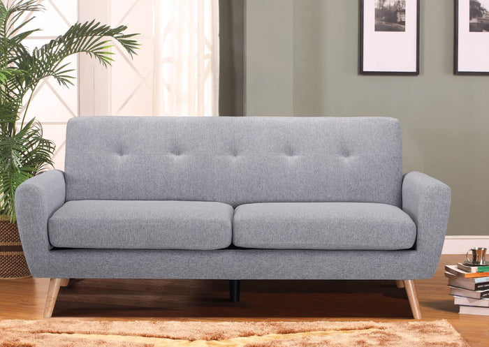 Kimberley 3 seater sofa grey
