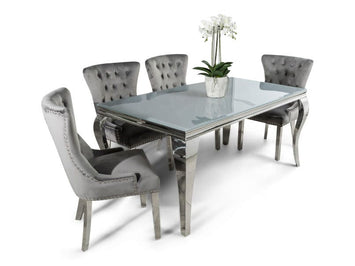 Balmoral Table with 6 Chairs