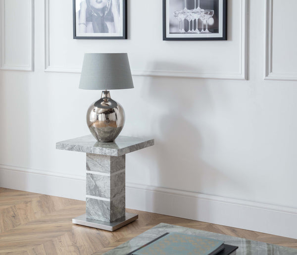 Calgari Lamp Table