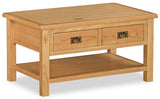 Duddon Oak Coffee Table