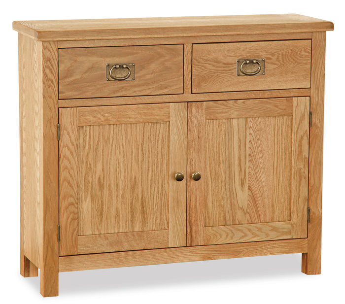 Duddon Oak Small Sideboard