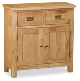 Duddon Oak Mini Sideboard