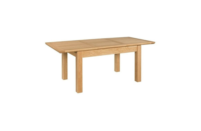 Grasmere Oak Large Extending Table - The Sofa Group