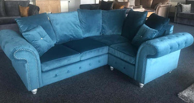 Napoli Small Right Corner Sofa