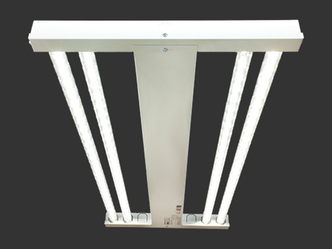 Independence LED High Bay 4 Module Fixture 216 Watt 28,400 Lumens | Special Pricing for Samples