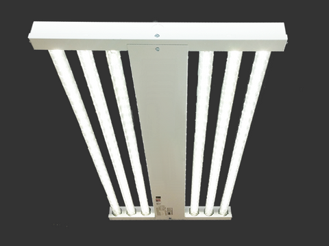 Independence LED High Bay 6 Module Fixture 324 Watt 42,600 Lumens | Special Pricing for Samples
