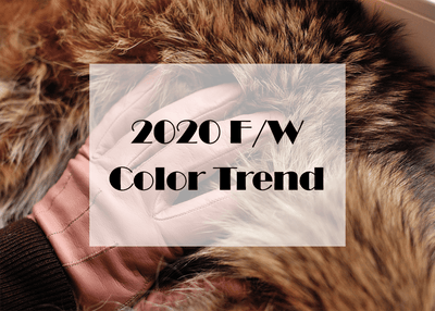 2020 Fall/Winter Color Trends For Curvy Fashion