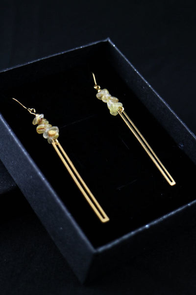 Charming You Boutique | Women's Accessories | Hand Made Gold Earrings