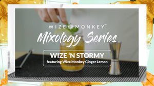 Wize 'N Stormy Cocktail