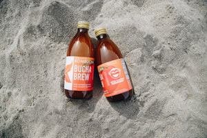 New Collab: World's First Coffee Leaf Kombucha
