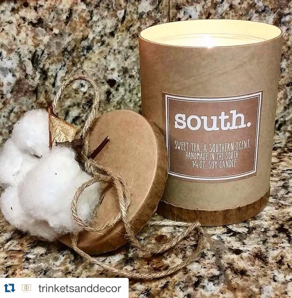 Sweet Tea South Candle