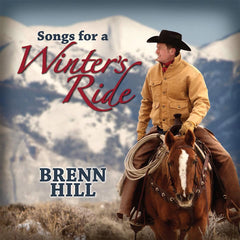 Brenn Hill Album Songs for a Winter's Ride