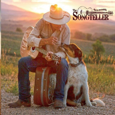 The Songteller CD by Dave Munsick