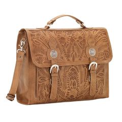American West Tooled Bag #4242208