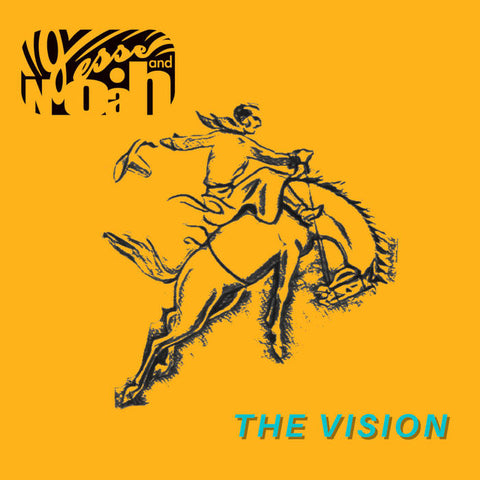 The Vision by Jesse & Noah Bellamy