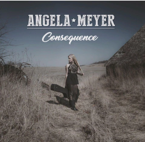 Consequence CD by Angela Meyer